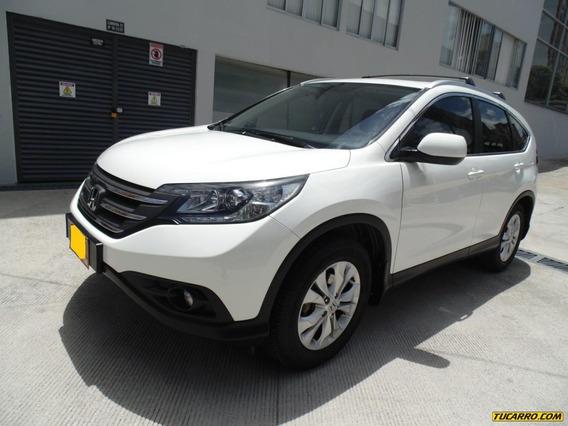Honda Cr-v Exl Full Equipo