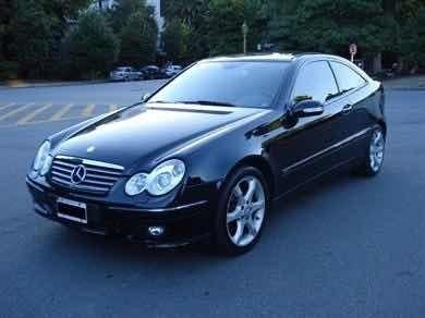 Mercedes-benz Clase C 2007  C200 Sportcoupe
