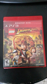 Lego Indiana Jones The Original Adventures Ps3 Midia Fisica