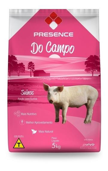 Ração Presence Para Mini Porco 20kg