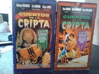 Tales From The Cript-cuentos De La Cripta-coleccion-1991-vhs
