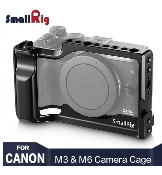 Cage Smallrig Gaiola P/ Canon Eos M3 M6