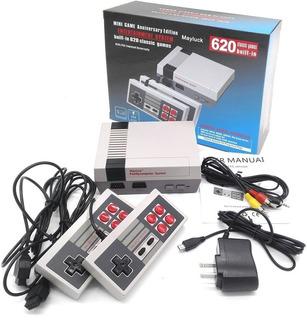 620 Juegos Mini Consola Retro Generica