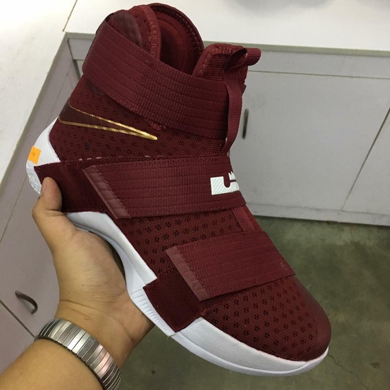 Zapatos Nike Lebron Soldier X