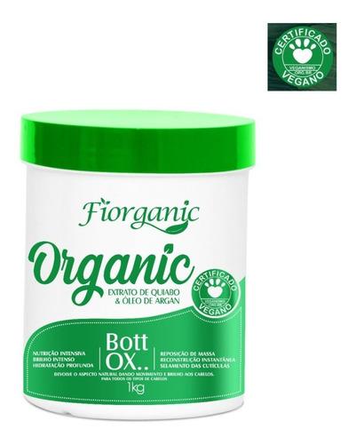 Imagem 1 de 2 de Bott Ox 1kg Extrato De Quiabo & Óleo De Argan - Fiorganic