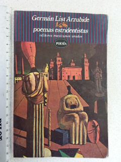 B6 Poemas Estridentistas- Germán List Arzubide- 1986