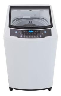 Lavarropas automático Electrolux Eco Fuzzy ELAC210 blanco 10kg 110V