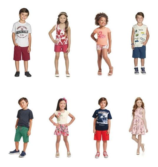 Kit Atacado / Lote Para Revenda / Roupa Infantil