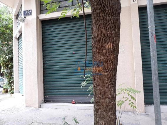 Loja Para Alugar, 80 M² Por R$ 3.000 - Santa Cecília - São Paulo/sp - Lo2467