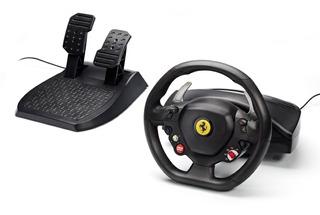 Volante Xbox 360 Pc Ferrari Simulacion Carreras Thrustmaster