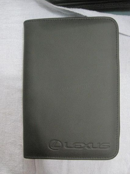 Manual Do Proprietário Lexus Ct200h (cx-234/2)