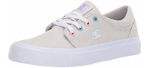 Zapato De Skate Trasero Tx Dc Para Niños