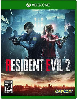Xbox One Local Mode Resident Evil 2 Remake