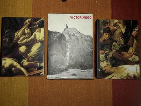 Box Os Miseraveis De Victor Hugo 2 Volumes