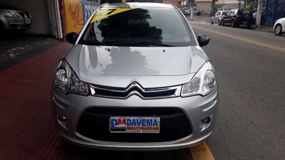 Citroën C3 Origine 1.2 12v (flex) 2017