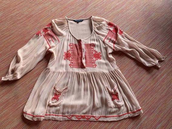Camisa Imp French Connection Est Rapsodia Talle S Divina!!!