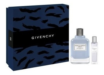 Conjunto Gentlemen Only Givenchy 100ml +15ml Edt Original
