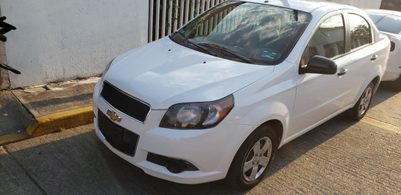Chevrolet Aveo 1.6 Ls L4/ At 2014