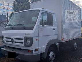Vw 5-140 Delivery - 06/06 - Baú De Alumínio, C/ 347.697 Km