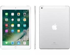 iPad Wi-fi 32gb Prateado Apple A1822 Novo Lacrado Envio Já