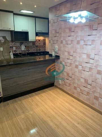 Apartamento Com 3 Dormitórios À Venda, 61 M² Por R$ 320.000,00 - Vila Carrão - São Paulo/sp - Ap3749