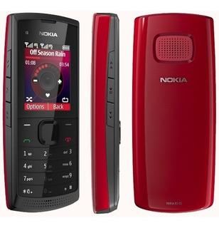 Nokia X1-00 Original Anatel Claro Vivo Tim Oi Radio Novo Ver