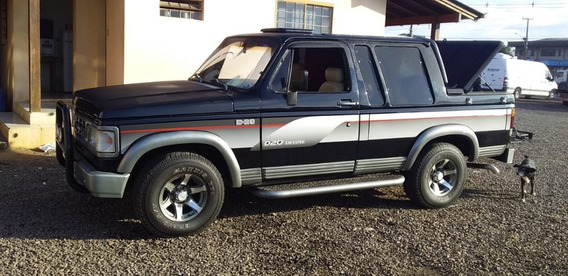 D20 Cabine Dupla - Chevrolet D-20