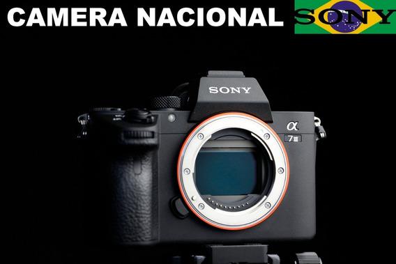 Camera Sony A7iii A73 4k