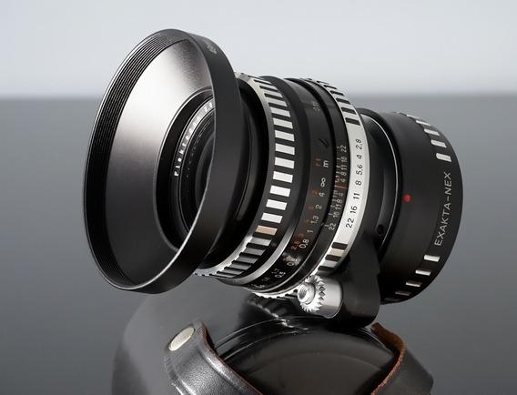 Lente Carl Zeiss Flektogon Makro 35mm Zebra Sony E-mount\nex