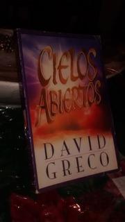 Libro Cielos Abiertos De David Greco 3