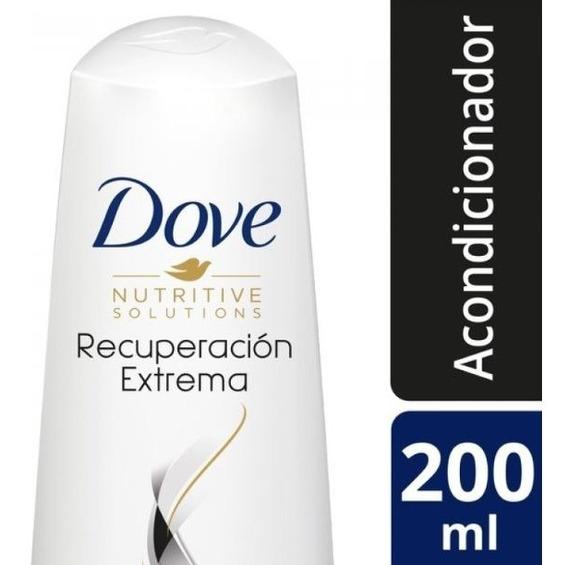 Acondicionador Dove Recuperación Extrema 200 Ml.