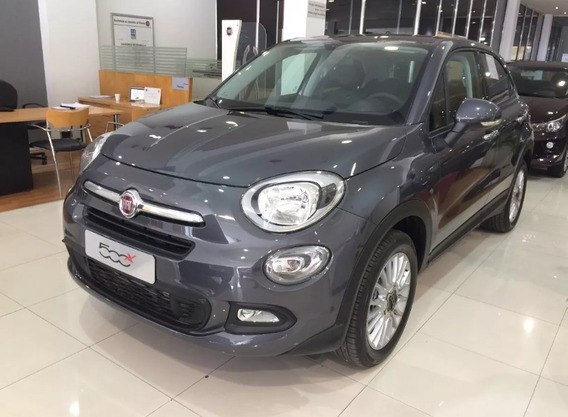 Fiat 500x Pop 1.4 Turbo 16v En Stock 2018 0km