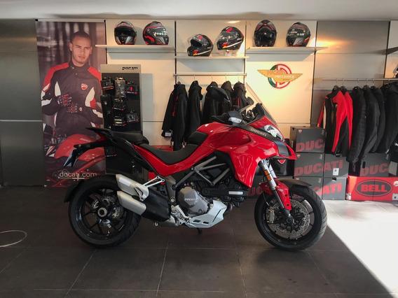 Ducati Multistrada 1260-2019-0km San Isidro