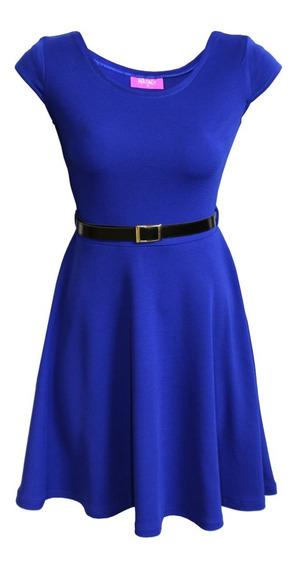 Vestido Graduacion Azul Rey Ropa Bolsas Y Calzado En