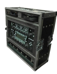 Road Case Para Kemper Profiler Power Head 600 Com Foot