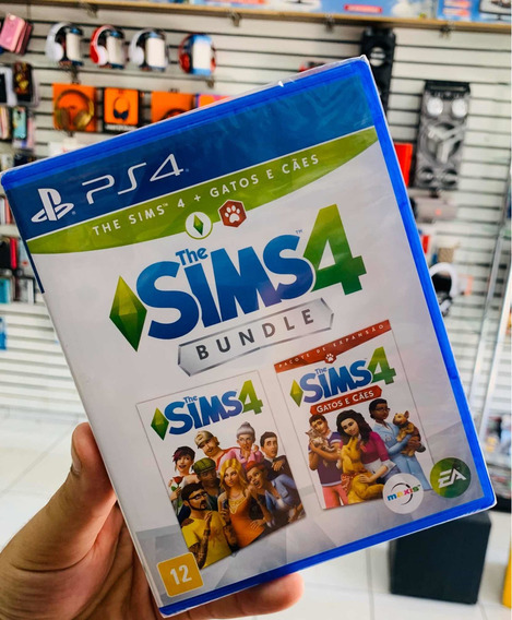 Jogo The Sims 4 Playstation 4