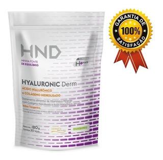 Colágeno Hidrolisado Verisol Ácido Hialurônico Hinode