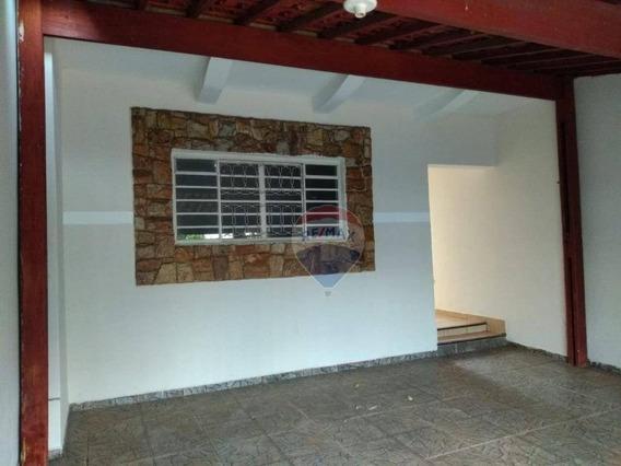 Casa Com 3 Dormitórios Para Alugar, 138 M² Por R$ 1.600,00/mês - Jardim São Manoel - Nova Odessa/sp - Ca0432