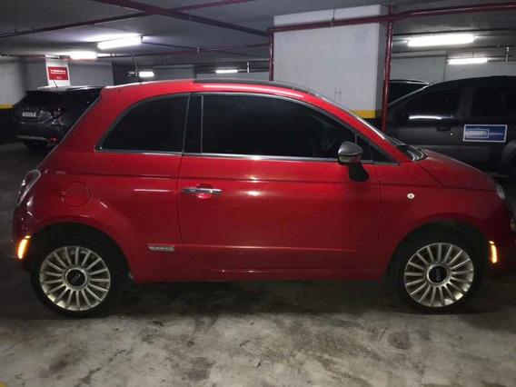 Fiat 500 2014 1.4 Lounge 105cv At