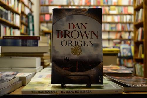 Origen. Dan Brown.