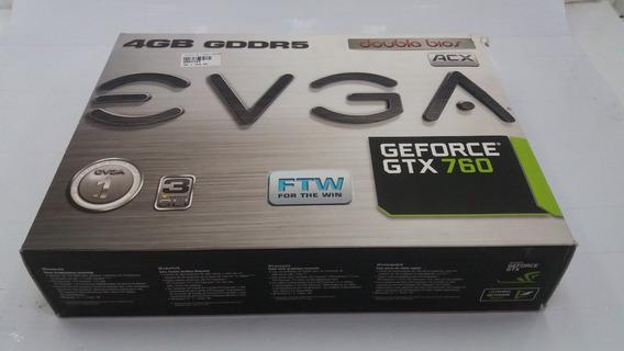 Placa Video Geforce Gtx 760 4gb 256bit Gddr5 Pci-e 3.0