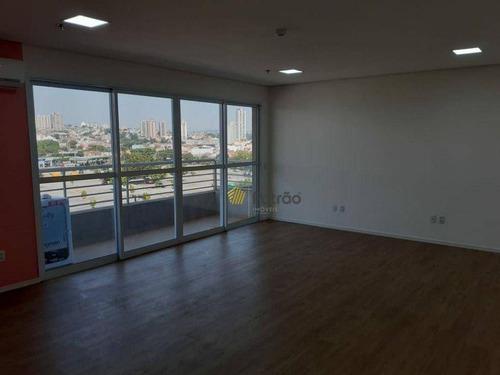 Imagem 1 de 15 de Sala, 46 M² - Venda Por R$ 333.000,00 Ou Aluguel Por R$ 1.800,00/mês - Jardim Do Mar - São Bernardo Do Campo/sp - Sa0505