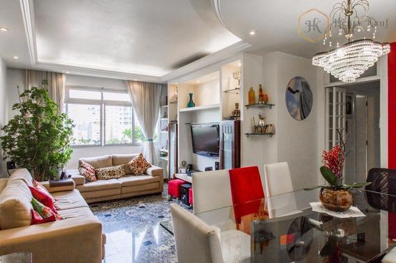 Apartamento Residencial À Venda, Higienópolis, São Paulo. - Ap1235