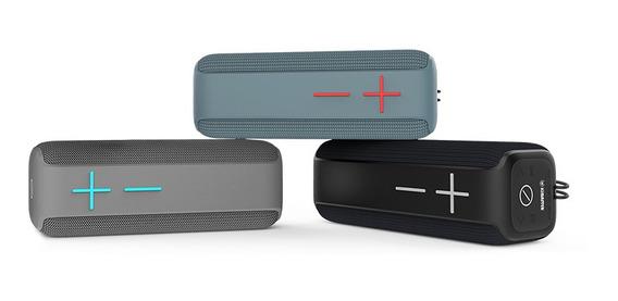 Caixa De Som Bluetooth Kimaster Kp450 Ipx6