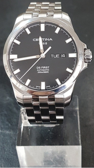 Certina Ds First Automático Day Date 200m