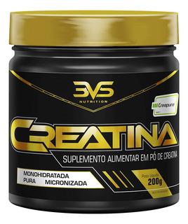 Creatina Creapure 100% Pura (200g) - 3vs Nutrition