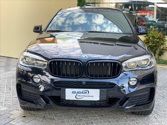 Bmw X6 3.0 35i 4x4 Coupe 6 Cilindros 24v Gasolina 4p Automat