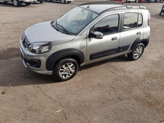 Fiat Uno Way 2019