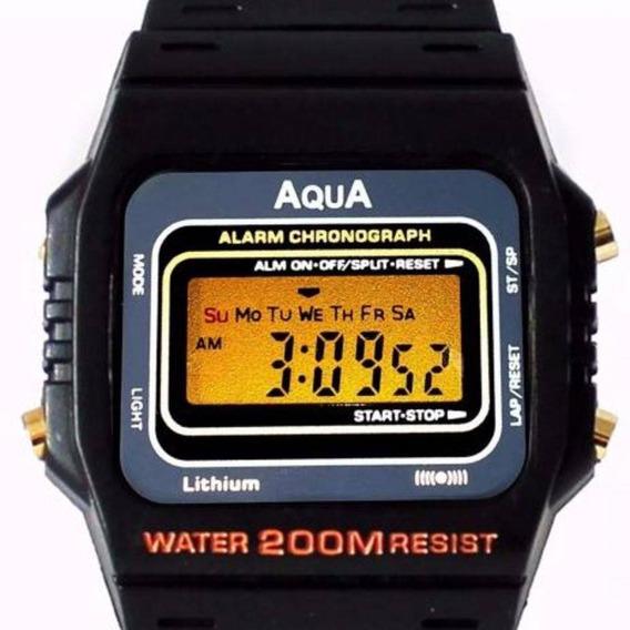 Relógio Aqua Aq-37 - Masculino - Original