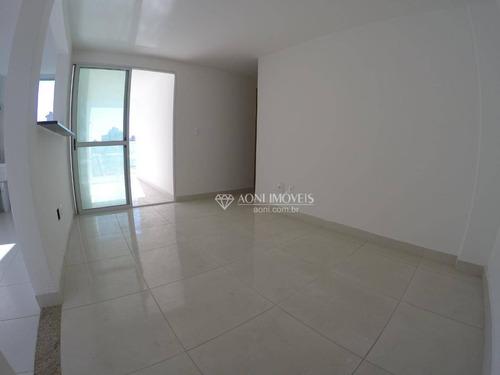 Apartamento Com 2 Dormitórios À Venda, 70 M² Por R$ 390.000,00 - Itaparica - Vila Velha/es - Ap0827